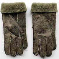 Перчатки женские кожаные , фото 1