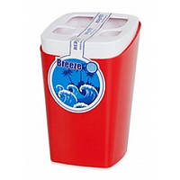 Подставка для зубных щеток Breeze (роза)