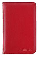 """Обложка PocketBook 6"""" 614/615/622/624/625/626, уголки, красная"""