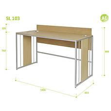 Письменный Стол (Стол для Ноутбука) Aluint Solo 103, фото 2