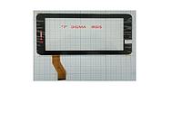 Сенсорное стекло (тачскрин) RoverPad, Irbis, Digma