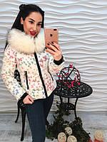 Новинка!!! Женская курточка с эффектом 3D