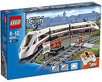 Скоростной пассажирский поезд, 60051