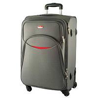Валіза сумка Suitcase 4 колеса набір 3 штуки зелений