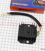 Регулятор напряжения - 4 провода на мотоцикл VIPER -125-J
