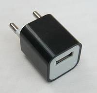 Зарядное устройство USB адаптер 220В, 1А-TDN