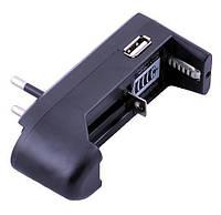 Зарядное устройство для аккумуляторов 18650 с USB-TDN