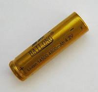 Мощный аккумулятор  Bailong BL-14500 Li-ion 4800 mAh-TDN