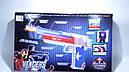 Игровой набор Капитан Америка щит, пистолет, накидка супергероя, фото 5