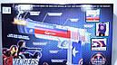 Игровой набор Капитан Америка щит, пистолет, накидка супергероя, фото 6