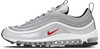 Мужские кроссовки Nike Air Max 97 OG QS Metallic Silver