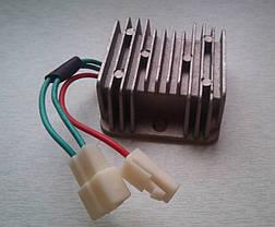 Реле зарядки 178f, фото 2