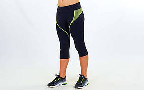 Бриджи для фитнеса и йоги VSX CO-6251-3