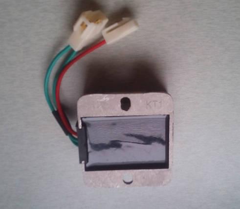 Реле зарядки 186F, фото 2