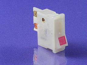 Сетевая кнопка масленного обогревателя универсальная одинарная 10А (Р2-0028)