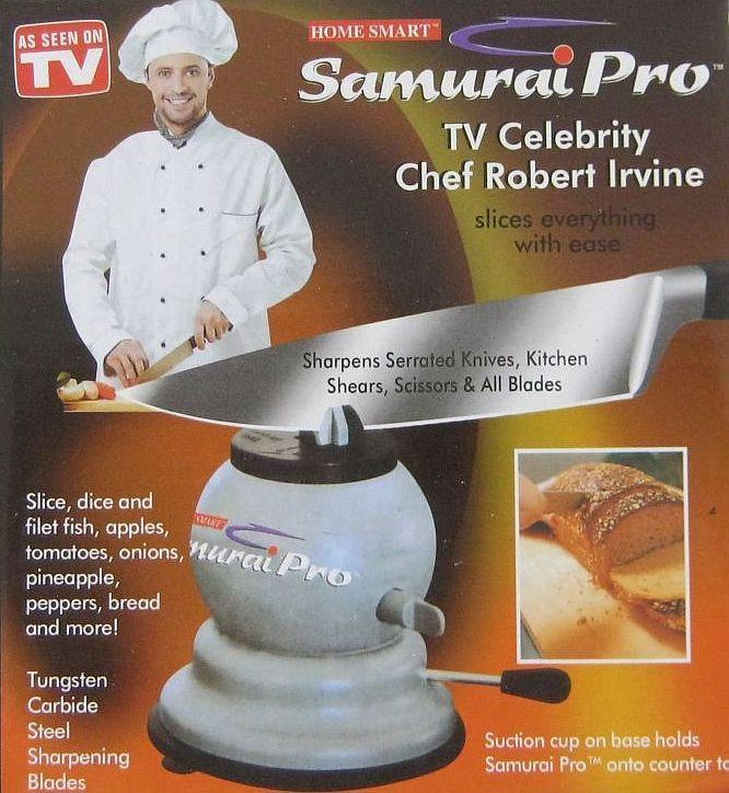 Точилка для ножей Samurai Pro-TDN - Maxopt в Харькове