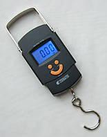 Весы электронные(кантер)до 50кг(5г) с батарейками-TDN
