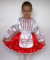 Детский карнавальный новогодний костюм Украинка № 2