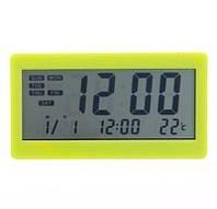 Цифровой термометр Dc-208 с часами-TDN