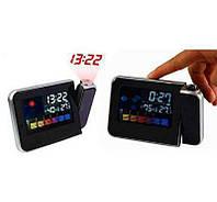 Часы метеостанция с проектором времени ds-8190-TDN