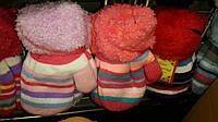"""Варежки """"Пані рукавичка"""" для девочек от 3 лет разные цвета 10 пар в упаковке"""