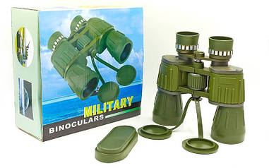 Бинокль BUSHNELL 10*50 MILITARY-2 TY-50CT