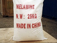 Меламин (триамид циануровой кислоты)  С3Н6N6