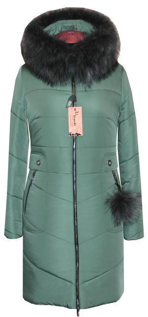 Зимние женские пуховики, куртки, пальто (размеры 42-70)