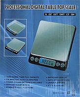 Профессиональные ювелирные весы до 500 (0,01) + 2чаши-TDN