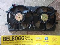 Вентилятор радиатора с диффузором Chery Amulet, Чери Амулет, Чері Амулет