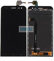 Дисплей + сенсор (модуль) Asus ZenFone 2 Laser (ZE550KL) z00ld чёрный