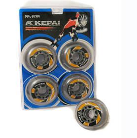 Колеса для роликов KEPAI 72*24 мм. SK-0720