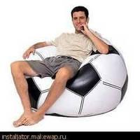 Надувное кресло Футбольный мяч Intex 68557-TDN