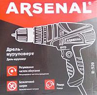 Сетевой шуруповерт Arsenal ш-920-TDN