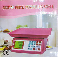 Весы торговые электронные до 40 кг-TDN