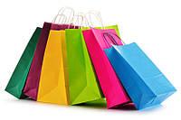Цветные крафт пакеты от 100 шт., фото 1
