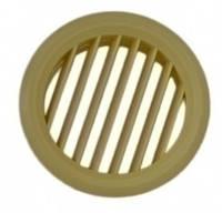 VENTS МВ 50/2 бВ Решетка вентиляционная (бежевая)✵ Бесплатная доставка