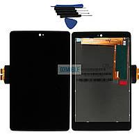 Дисплей + сенсор (модуль) Asus ME370 Google Nexus 7 (1 поколение 2012) черный