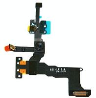 Шлейф для iPhone 5SE с фронтальной камерой и датчиком приближения