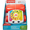Телефон на колесах говорящий Fisher-Price® Mattel FGW66