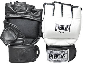 Перчатки для единоборств Everlast кожа EVLTH4015