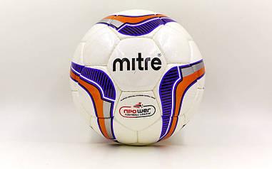 Мяч футбольный MITRE №5 PU MOL-11-CS