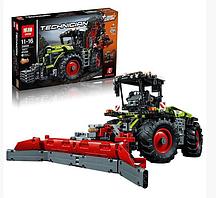 """Конструктор Lepin 20009 """"Трактор CLAAS XERION 5000 TRAC VC"""" (аналог Lego Technic 42054), 1977 дет."""