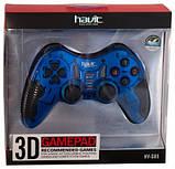 Джойстик игровой HAVIT HV-G85 USB blue, фото 9