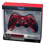 Ігровий Джойстик HAVIT HV-G85 USB red, фото 2