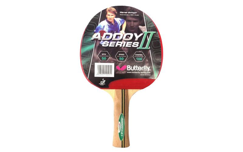 Ракетка для настолького тениса Batterfly Addoy 2 F2