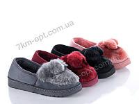 Туфли женские микс DF25-1