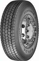 Всесезонные шины Fulda Ecoforce 2+ 3PSF (ведуча) 315/80 R22,5 156/154M