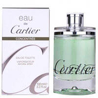 Женская туалетная вода Cartier Eau de Cartier Concentree 100ml