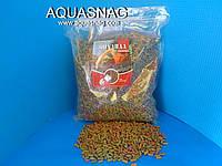 """""""Цихлида"""" №2 -1кг, основной витаминизированный  корм для всех видов цихловыхи других  рыб, ТМ """"Золотая Рыбка"""""""